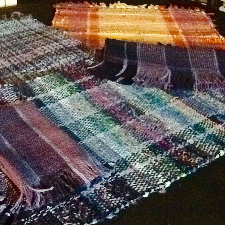 Old Time Rag Rug Weaving With A Twist